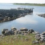 Большой Заяцкий остров. Каменная гавань.