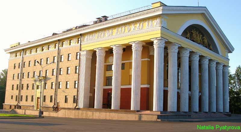 Государственный Музыкальный театр Республики Карелия.