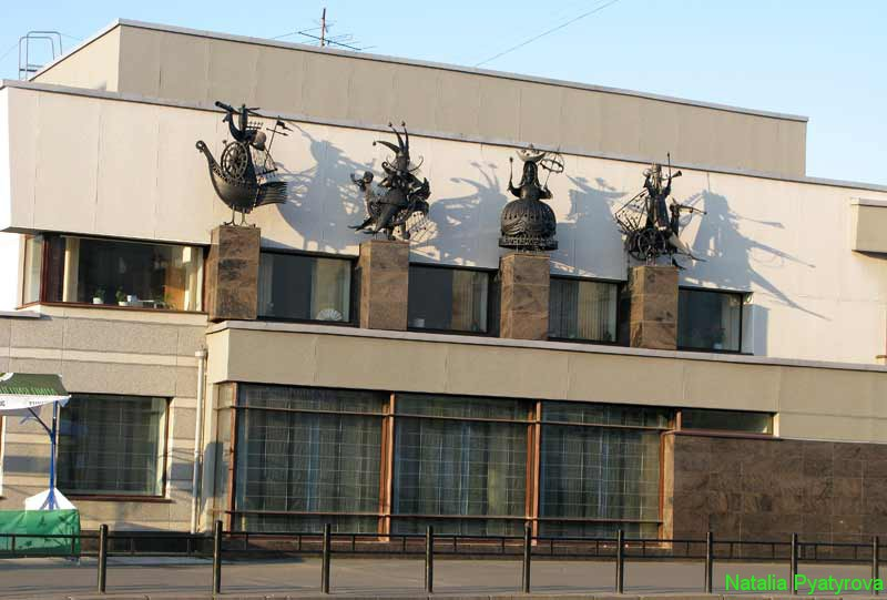 Государственный Театр кукол Республики Карелия.