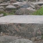 Большой Соловецкий остров. Переговорный камень.