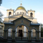 Кафедральный собор Александра Невского в Петрозаводске.